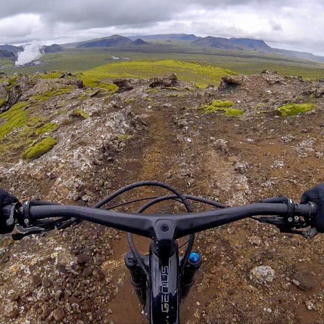 ride near geothermal energy