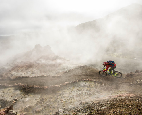 mtb in geothermal steam